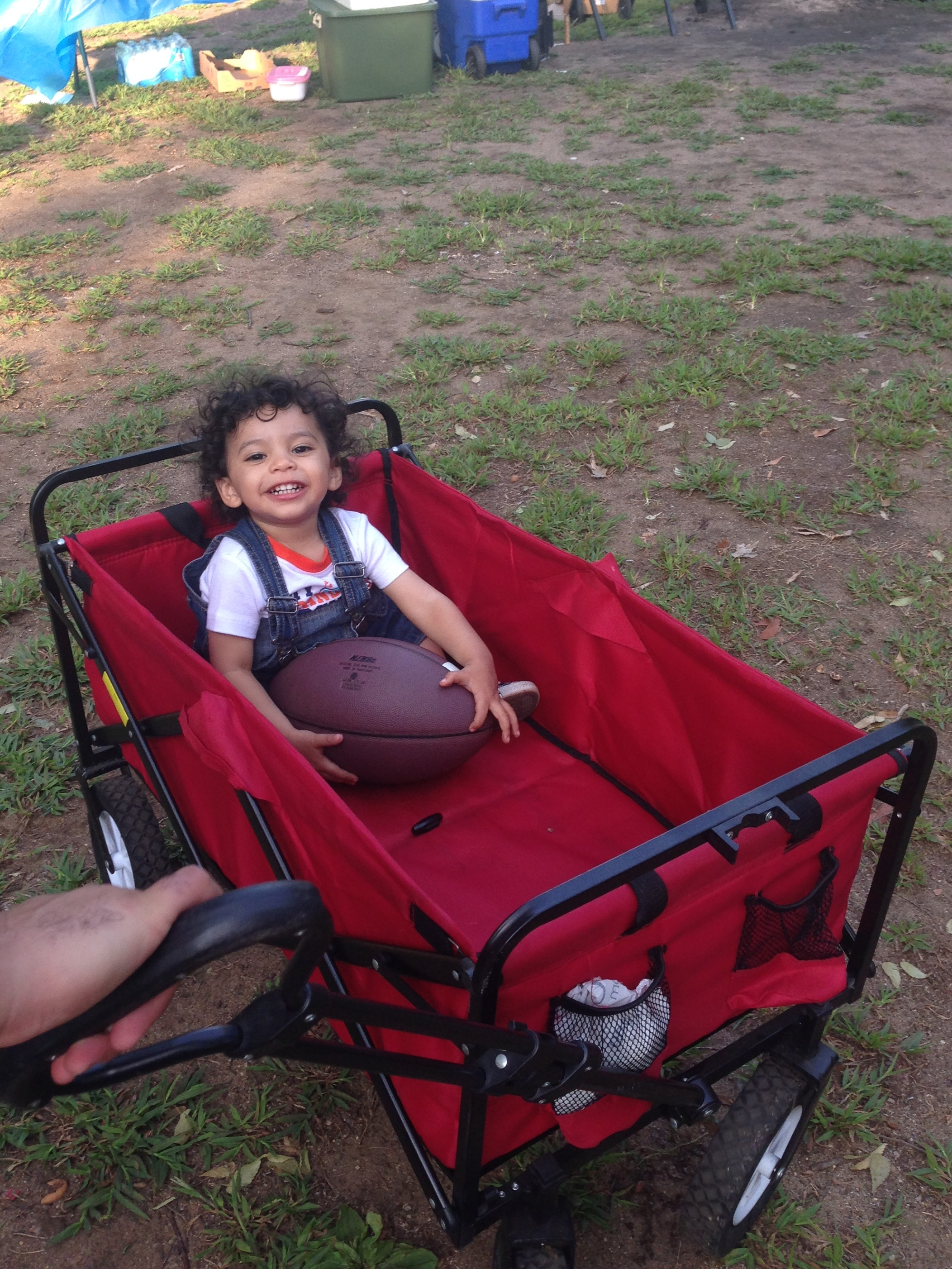 Walking the talk: getting my son evaluated