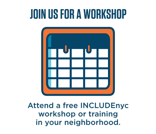 Do you have questions about your child with a disability? Attend a free workshop!